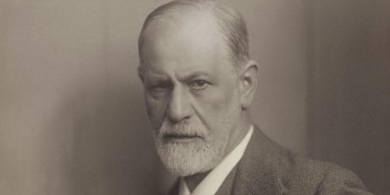 Sigmund Freud - tolerancia