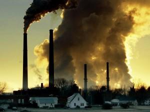 (La contaminación del hombre.)