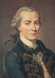 (Immanuel Kant.)