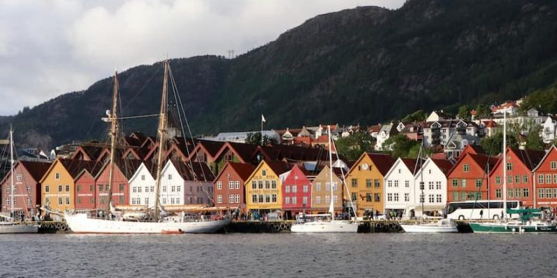 desarrollo economico ejemplos noruega