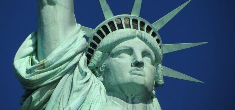 escultura - estatua de la libertad