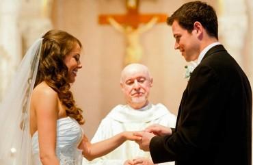 (El matrimonio católico.)