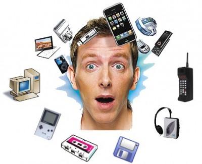 (Qué es tecnología. Evolución.)