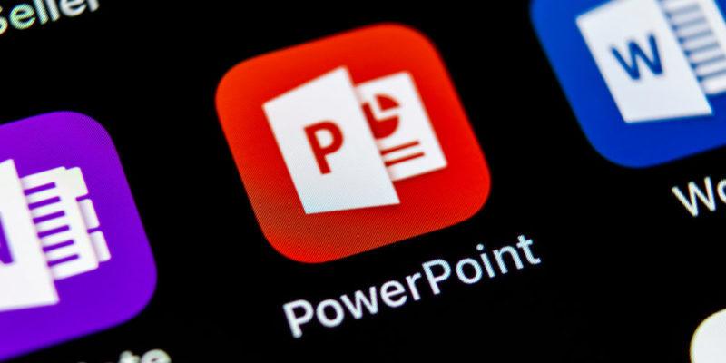 PowerPoint ¿Herramienta de Productividad?
