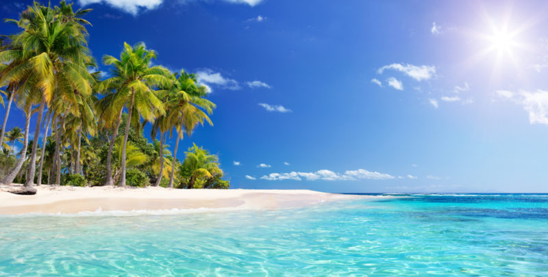 Image Result For Free Caribbean Beach Wallpaper