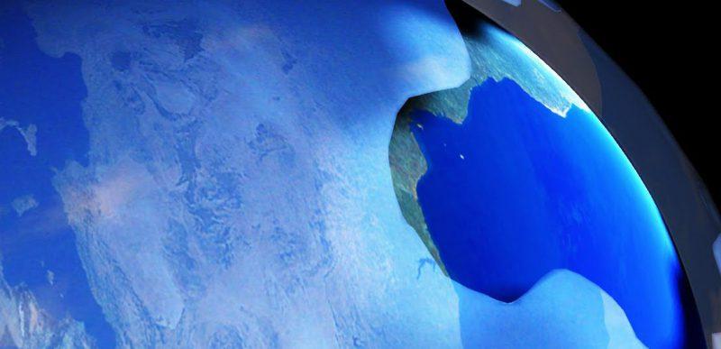 Resultado de imagen de La capa de Ozono