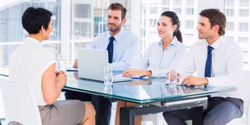 Entrevista laboral - Reclutamiento