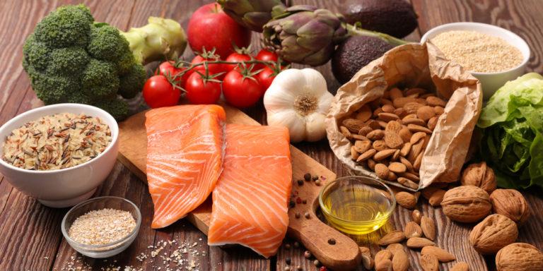 Nutrición - Alimentación sana