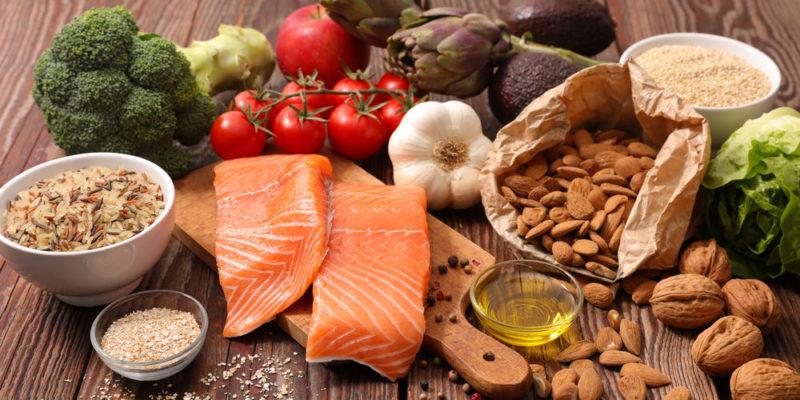 requisitos de alimentación saludable