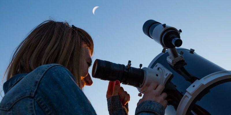 observacion telecopio