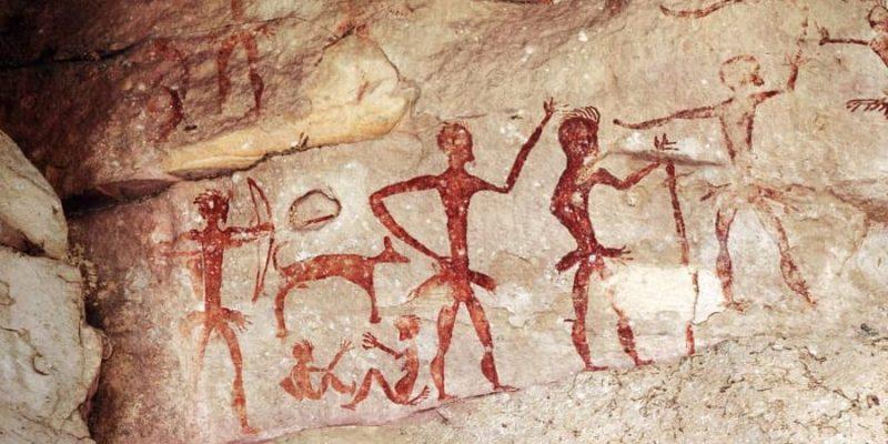 arte origen prehistoria parietal