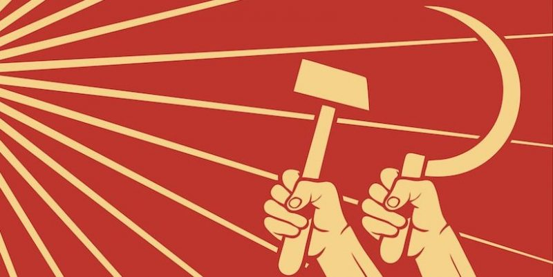 comunismo hoz martillo