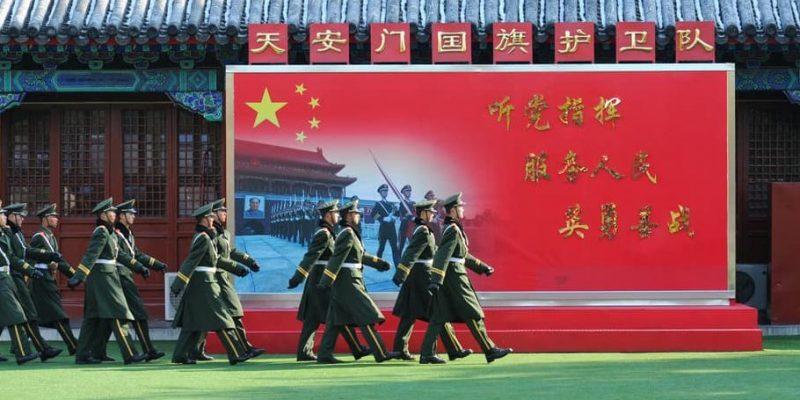 comunismo paises comunistas china
