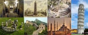 Las maravillas del mundo de la Edad Media