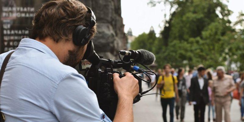 reportaje elementos video