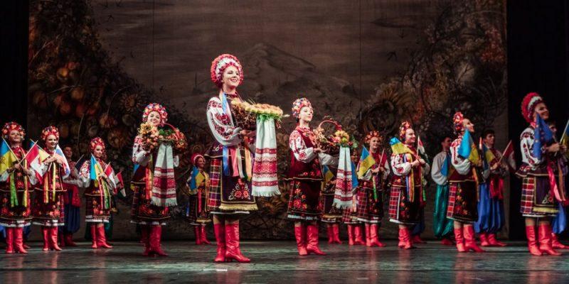 Tradición - danzas tradicionales