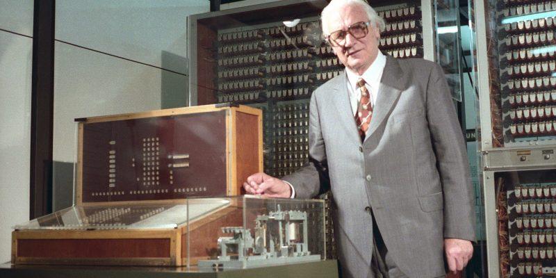 Informática - Konrad Zuse - Z3