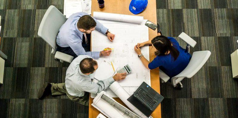 organizaciones - equipo trabajando