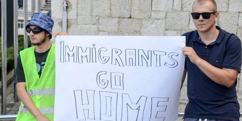 prejuicio inmigrantes