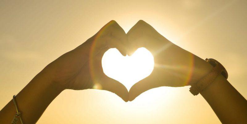 amar - corazon al sol