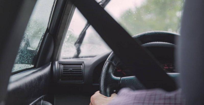 cinturon de seguridad - inercia