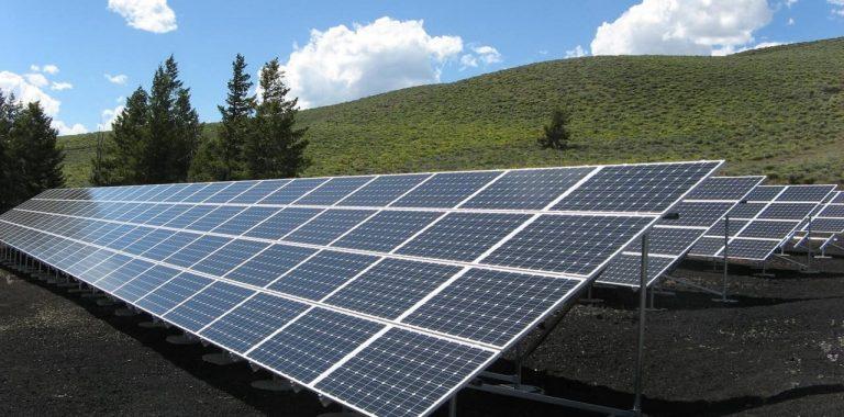 paneles solares - energia