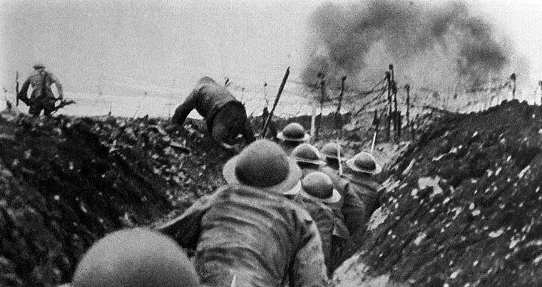 primera guerra mundial - soldados