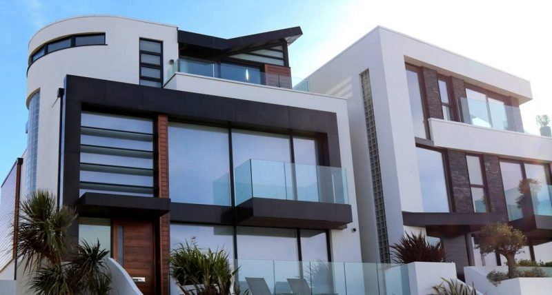arquitectura moderna - vivienda