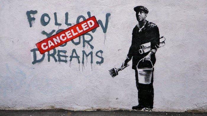 bansky - arte callejero