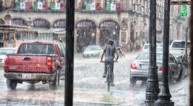 clima - lluvia