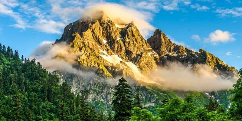 Montaña-clima