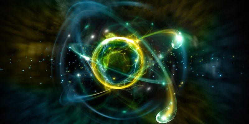 mecánica cuántica