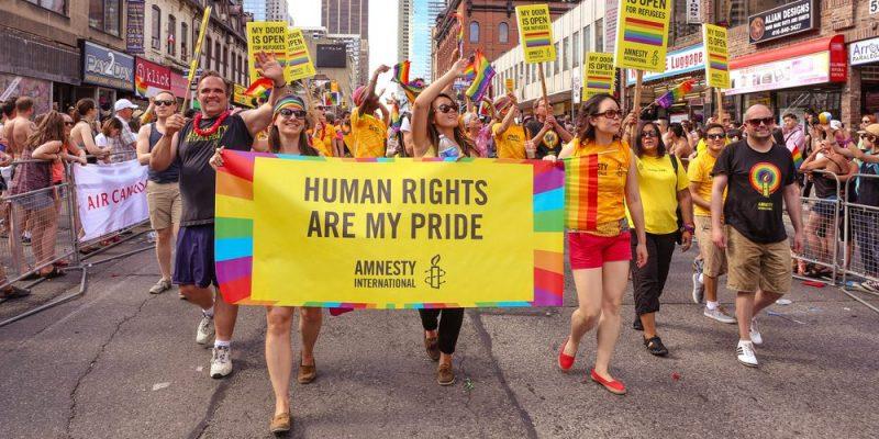 ONG- amnistía internacional