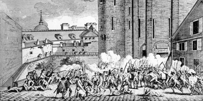 Revolución Francesa Historia Causas Y Consecuencias