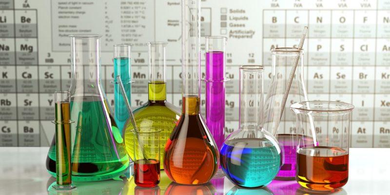Solución química