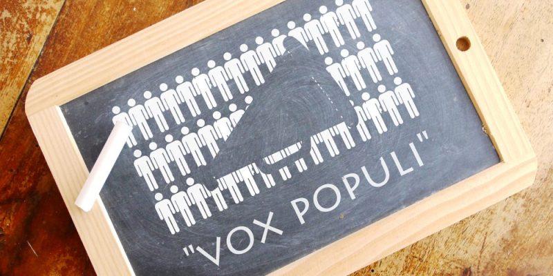 Definicion De Vox Populi Que Es Significado Y Concepto