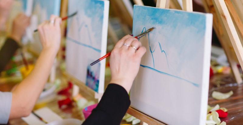 Comunicación visual - pintura