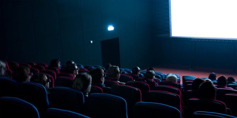 Comunicación visual - cine