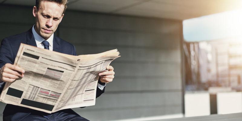 Medios Masivos de Comunicación - Periódico