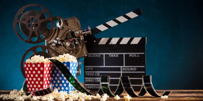 Medios Masivos de Comunicación - Cine