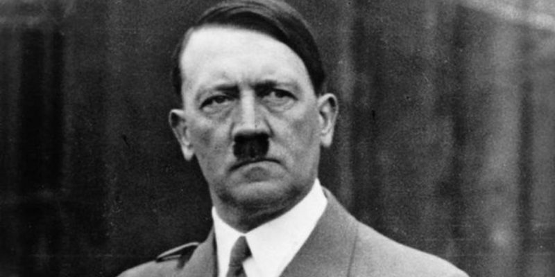Adolf Hitler - Holocausto