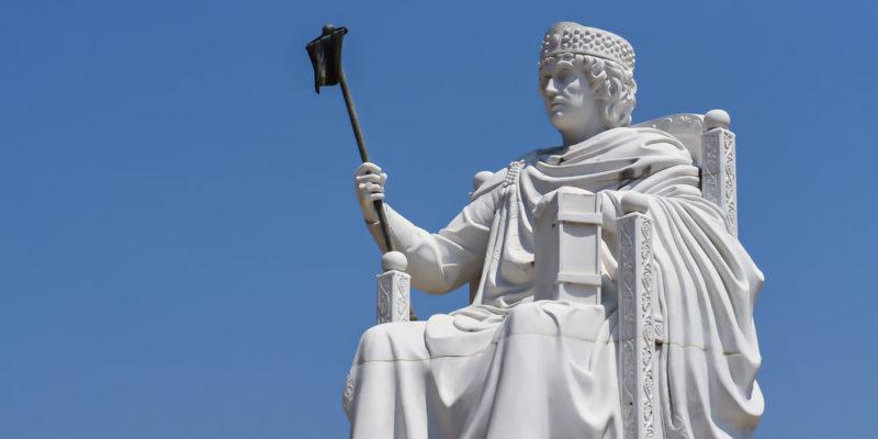 Emperador Justiniano I - Derecho Romano