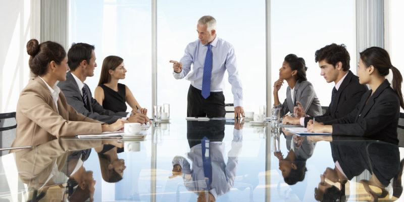 Centralización - organización - empresa