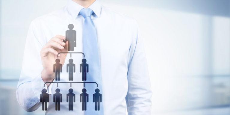 Centralización - empresa - organización