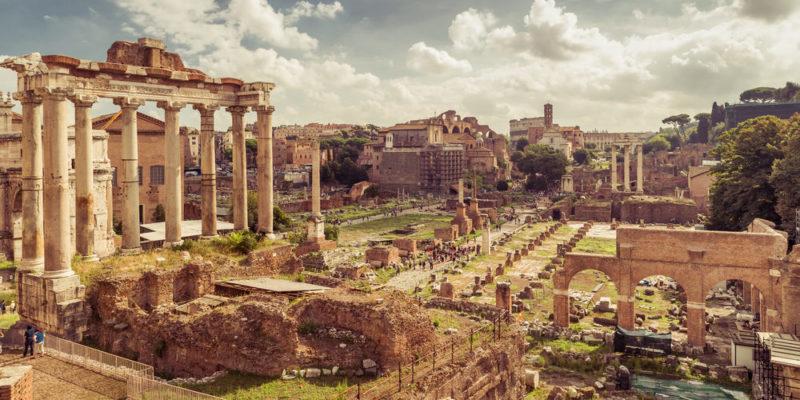 Derecho Romano Concepto Períodos Y Características