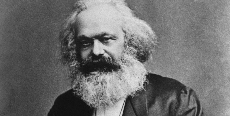 Movimiento obrero - Karl Marx