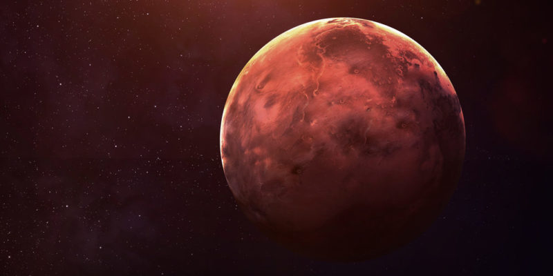 Mercurio - órbita