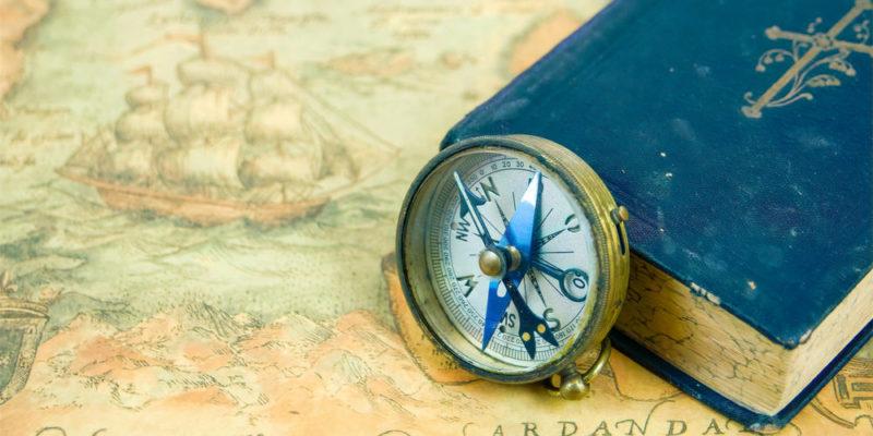 Relato histórico - navegación - literatura