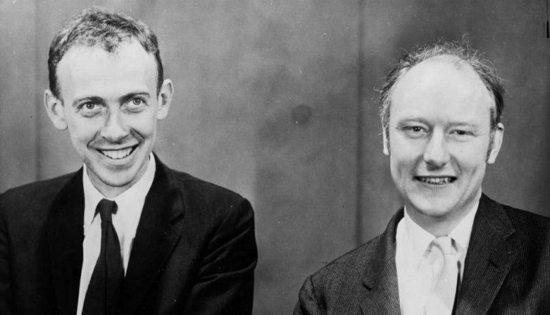 descrubrimiento del ADN - Watson y crick