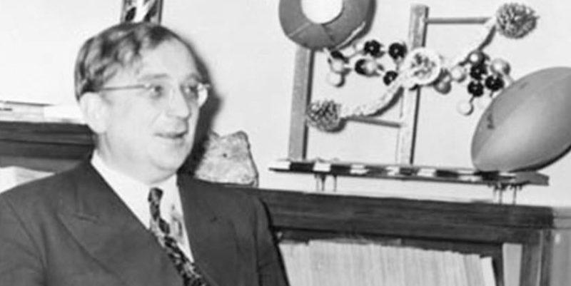 George_Gamow_teoria del big bang origen del universo